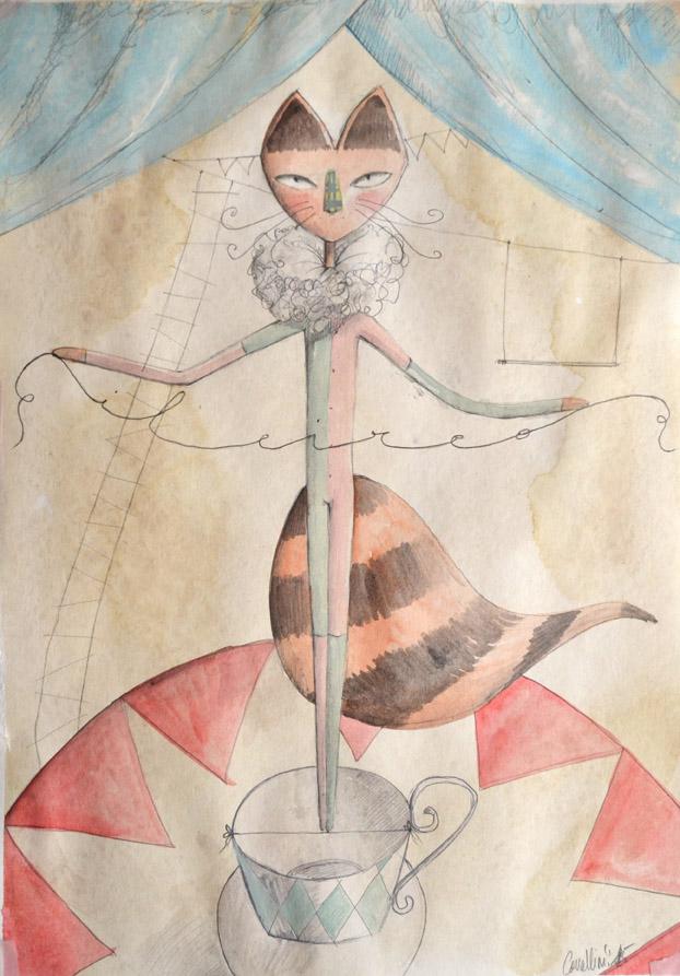 Signor Fox ed il Circo