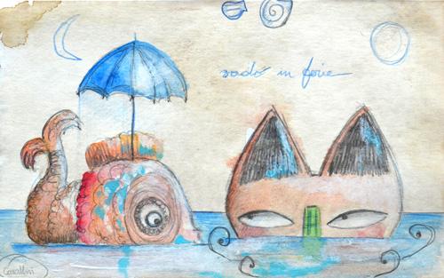 il pesce volante