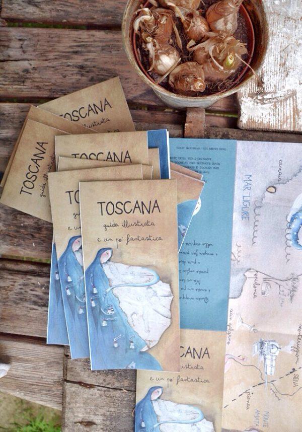 La Toscana illustrata