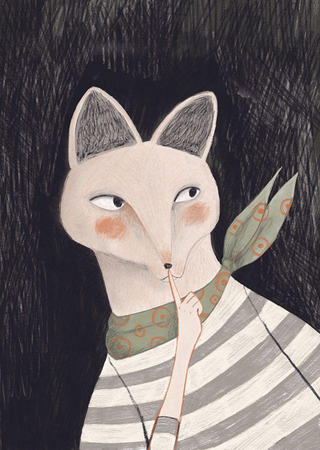 ritratto del signor fox - cecilia cavallini