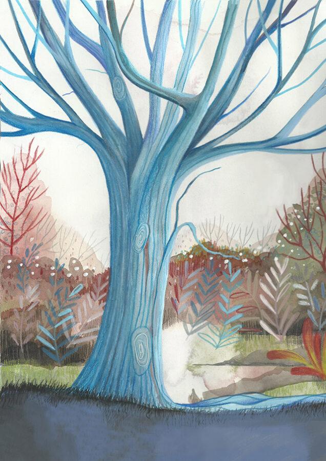 alberi x web
